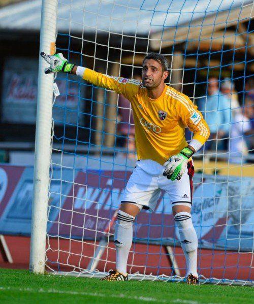 Steuert seinem 100. Einsatz für den FC Ingolstadt zu. Ramazan Özcan (Bild) und Co. sind überaus erfolgreich in die Saison gestartet.