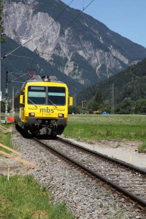Symbolfoto Montafonerbahn