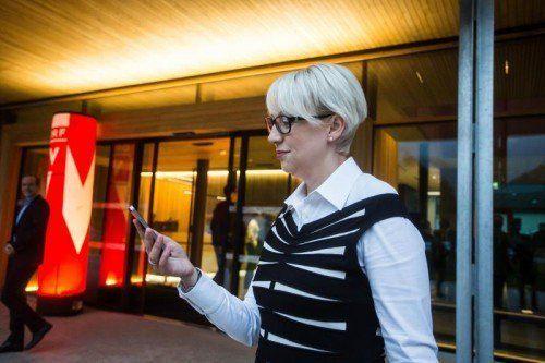 Thema von SMS-Interviews: Landtagskandidaten.