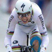 Nairo Quintana im Zeitfahren schwer gestürzt