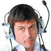 Funkstille in der Formel 1