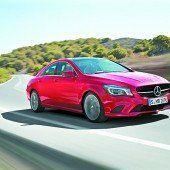 Mercedes-Benz poliert CLA auf