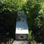Radarbox beschädigt