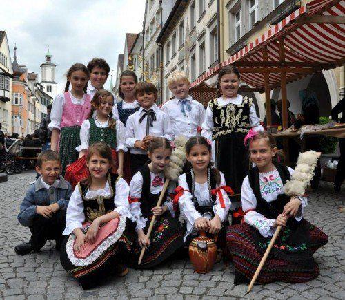 """""""Unsere Heimat"""" zeigt kulturelle Vielfalt.  Foto: Stadt Feldkirch"""