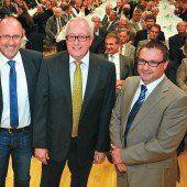 Michael Simma neuer Lochauer Bürgermeister