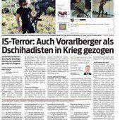 IS-Kämpfer keine Österreicher