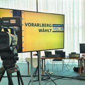 Den Wahl-Sonntag live auf VOL.AT miterleben