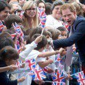Der königliche Rebell Prinz Harry wird 30