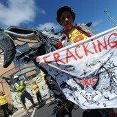 Keine Einigung für Fracking-Verbot erzielt