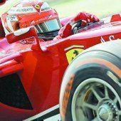 Kimi Räikkönen ist die neue Funkstille egal