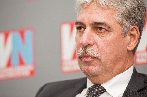 Wird der neue Finanzminister Jörg Schelling für die dringende Steuerentlastung sorgen? Foto: VN/steurer