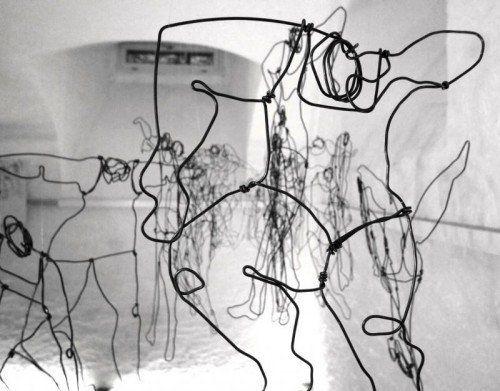 Zum Saisonauftakt (1. bis 24. Oktober) präsentiert das Theater Kosmos in Bregenz Arbeiten der in Vorarlberg lebenden Künstlerin Hilde Keemink.
