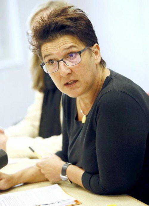 Zurückgetreten: SPÖ-OÖ-Frauenchefin Ablinger. FOTO: APA