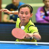 Liu Jia und Co. haben eine Medaille sicher