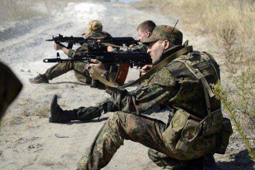 112 ukrainische Soldaten befinden sich in kritischer Lage.  REUTERS