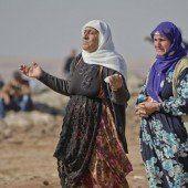 Vormarsch und Rückzug der IS-Truppen in Kobane wechseln ab