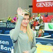Bouchard gab in Linz wegen einer Verletzung auf