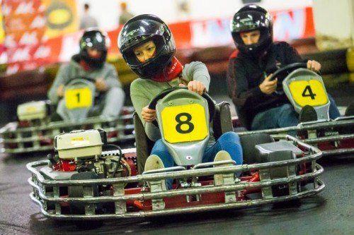 "AK-Charity-Race, ""Ma hilft"" Go-Kart-Rennen"