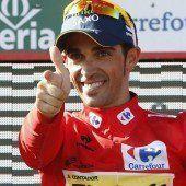 Auszeichnung Vélo dOr für Alberto Contador