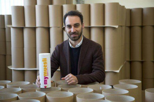 Alexander Abbrederis steht der pratopac GmbH als Geschäftsführer vor. Die Rundverpackungen werden weiter Teil der Produktpalette sein.