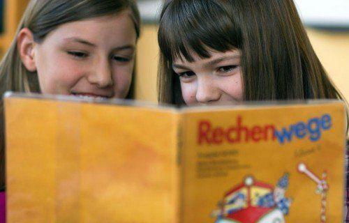 Kinder lernen am liebsten mit anderen Kindern. Darin sind sich alle Pädagogen einig. Beim häuslichen Unterricht fehlt genau das. dpa