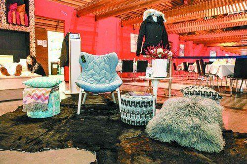 """Als internationaler Salon für Konsumkultur legt das neue Messeformat """"Gustav"""" den Schwerpunkt auf Design, Genuss und Nachhaltigkeit. foto: messe dornbirn"""