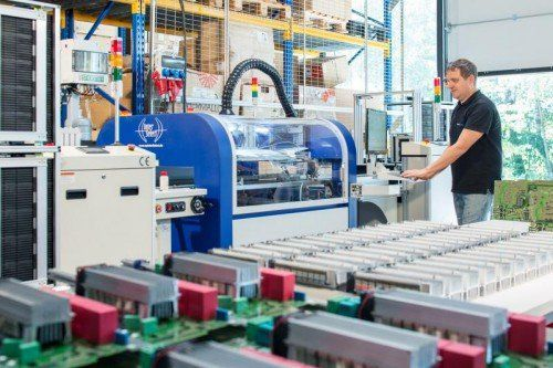Am 29. Oktober erhalten Interessierte einen Einblick in das Lustenauer Unternehmen.  Foto: M. Weissengruber