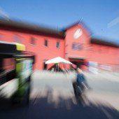 Zwei 15-jährige Räuber in Dornbirn verhaftet