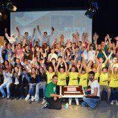 Jungfilmer gewannen Projekt-Contest