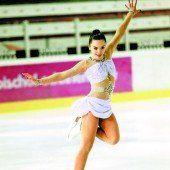 Amina Gohm siegte vor der Schweizer Elite
