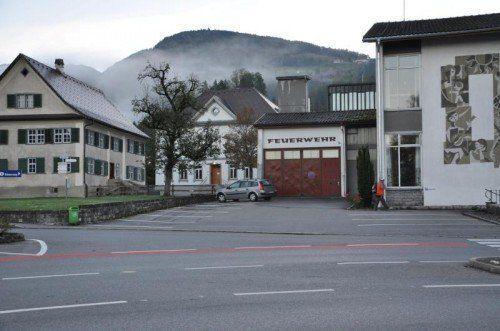 An dieser Stelle soll laut Bürgerinitiative das neue Dorfcafé entstehen.  Foto: mwe