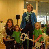 Kindergarten Hatlerstraße offiziell eröffnet