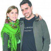Andrea Seewald und Matias Haber (Tango mit Inklusion).