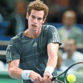 Murray buchte Ticket für das Finale in London
