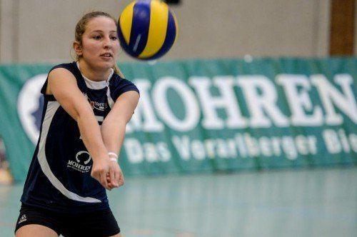 Anna Oberhauser zog sich eine Knieverletzung zu. Foto: vn/Lerch