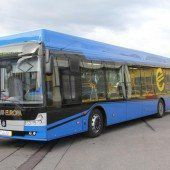 Vorarlberger Öffis bald mit erstem Elektrobus