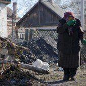 Jazenjuk: EU bürgt für Ukraines Gasschulden