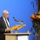 Büchner-Preis- Verleihung an Jürgen Becker