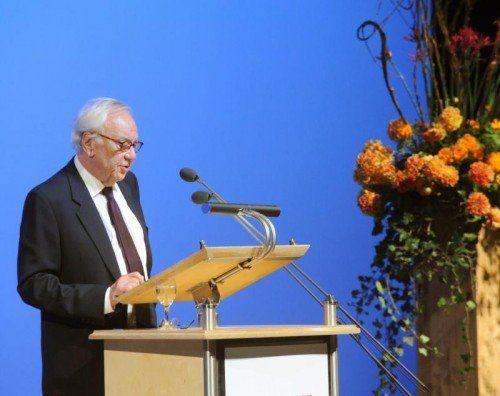 Becker sieht sein Werk als Gespräche über Erfahrungen.  Foto: EPA
