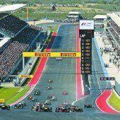 Titelkampf spitzt sich in Texas zu
