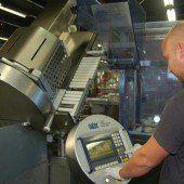 Maschinenbauer Hajek startet zum zweiten Mal
