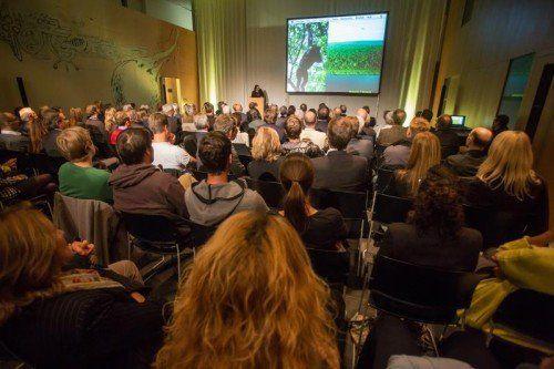 """Bereits zum 35. Mal fand im CC Rheintal die """"innovation(night"""" statt. Einmal mehr vor vollem Haus. Fotos: vn/Steurer"""