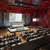 Beim Dreier-Landtag dabei