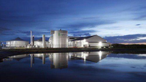 Biogas-Anlagen sollen bald in Brasilien, Deutschland und den USA realisiert werden. Foto: EM