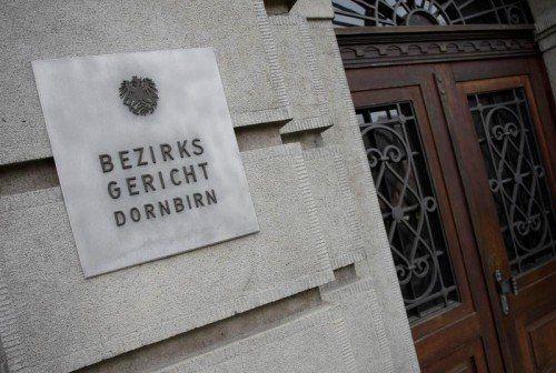 Das Bezirksgericht Dornbirn forderte die DNA-Analyse an.