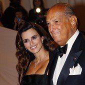 Star-Designer Oscar de la Renta verstorben