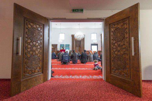 Dem Miteinander waren Tür und Tor geöffnet. Foto: Stiplovsek