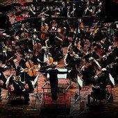 Schweden eröffnen Meisterkonzerte