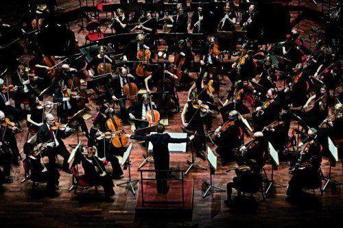 Den glanzvollen Beginn der Bregenzer Meisterkonzerte der Saison 2014/15 setzt heute das Swedish Radio Symphony Orchestra. foto: magnus laupa