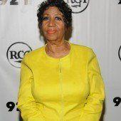 Aretha Franklin geht es besser